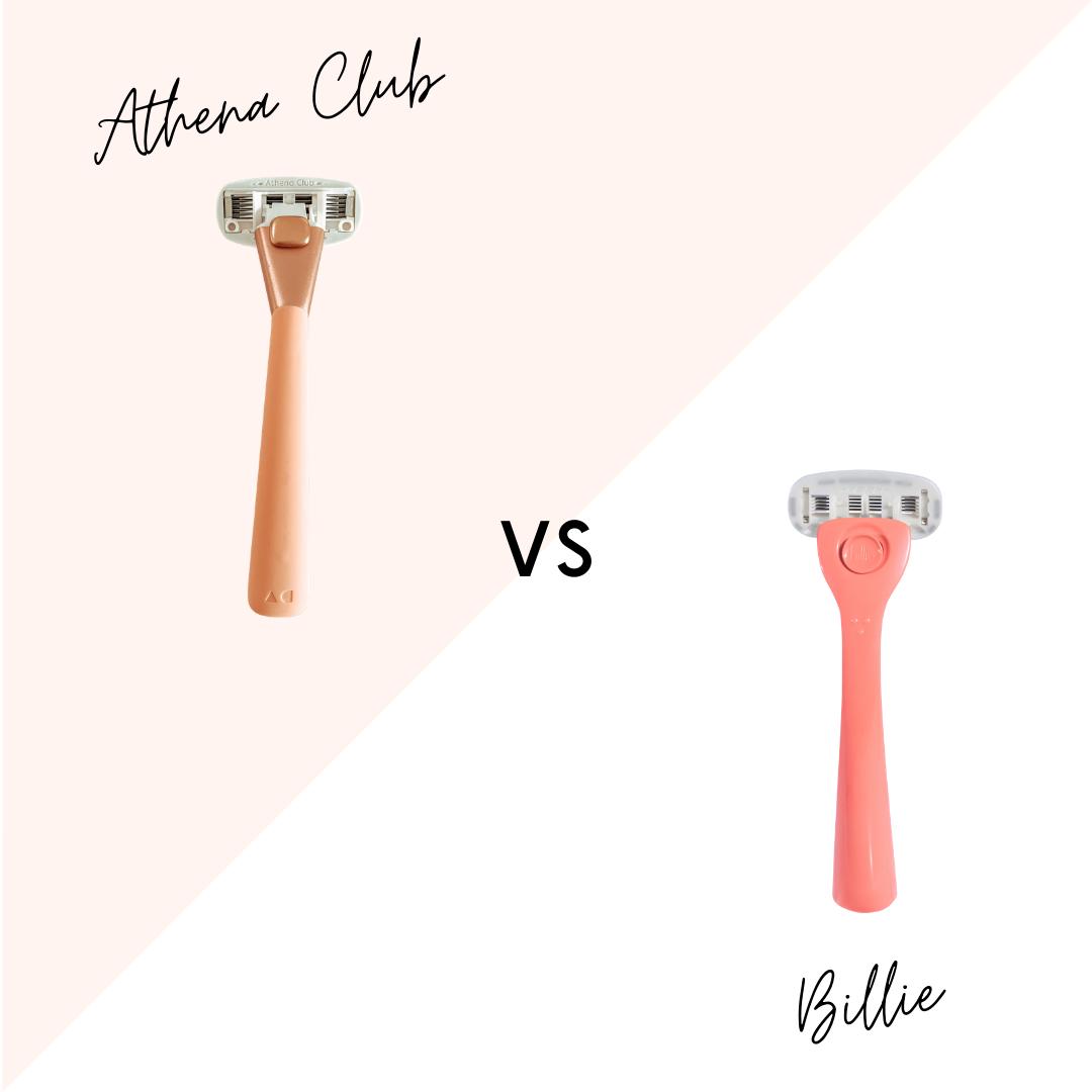 Athena Club vs Billie
