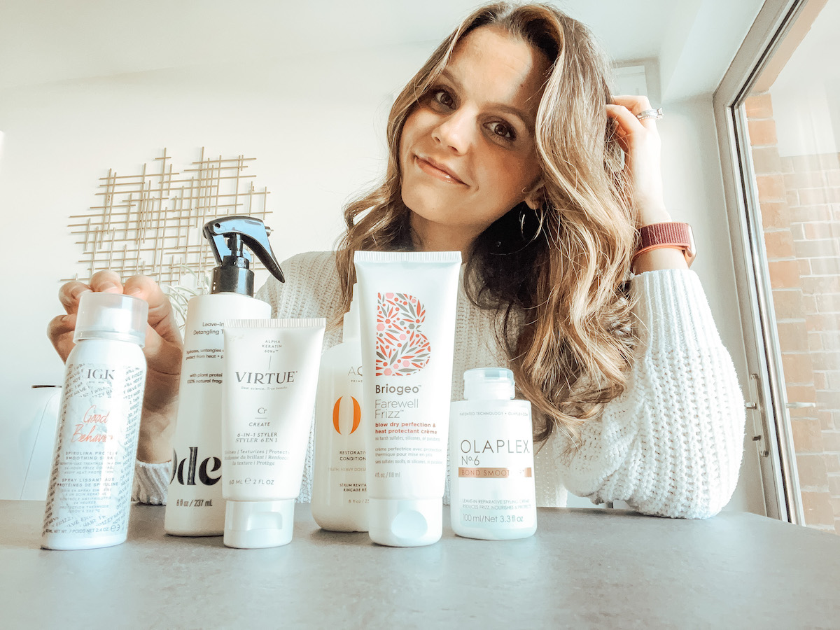 Best Heat Protectants for Your Hair