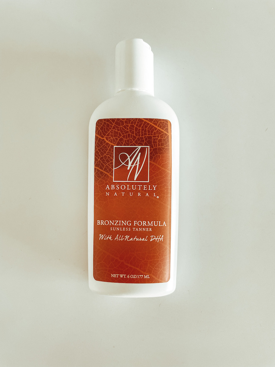 best clean self tanners Absolutely Natural