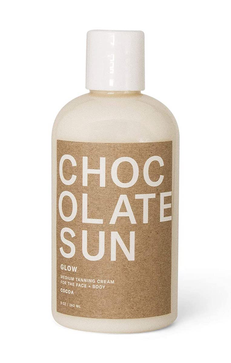 best clean self tanners Chocolate Sun review