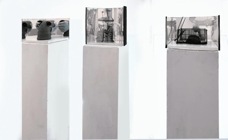 2020, תיעוד חלל, גלריית אמני ראשון לציון