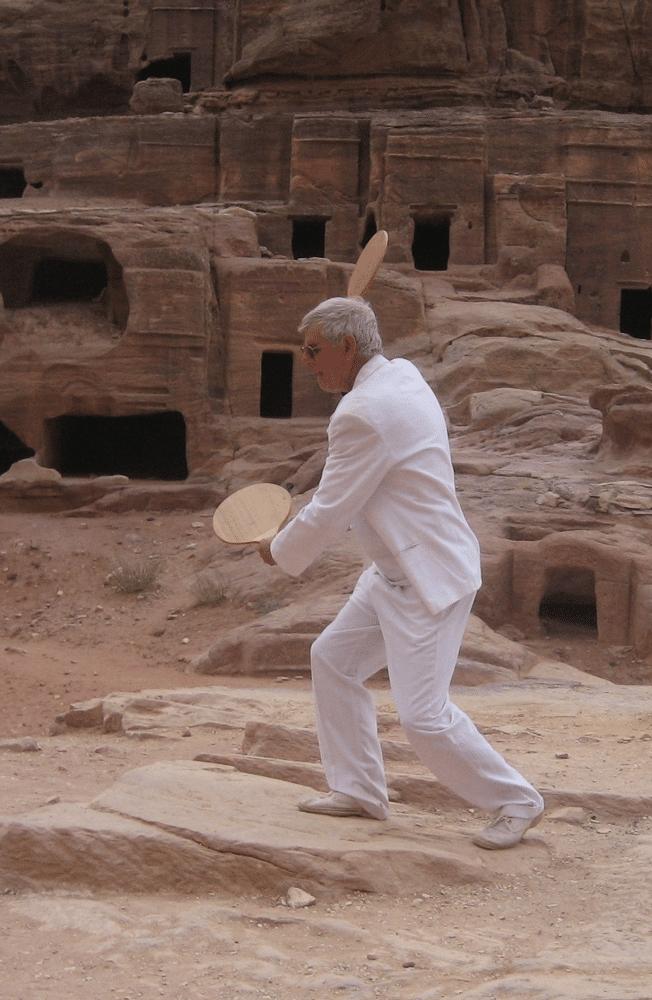 פטרה, 2008, תצלום דומם מתוך מיצג, ירדן