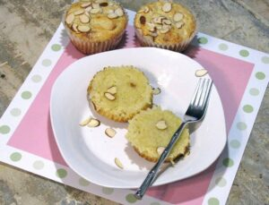 Lemon Ricotta Muffins Recipe Photo