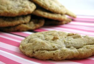The Best Butter Oatmeal Cookies That Will Ever Touch Your Lips