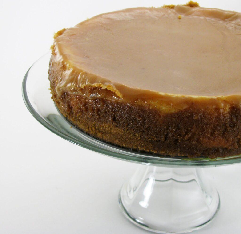 Cheesecake Factory Salted Caramel Cheesecake Copycat Recipe