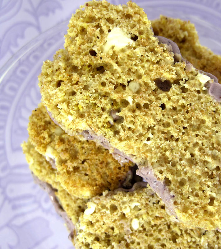 Dog Bone Cake Ice Cream Sandwiches