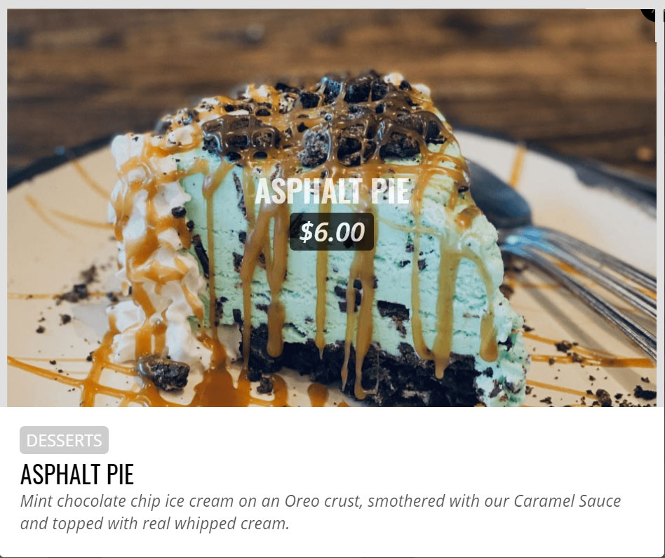 Asphalt Pie