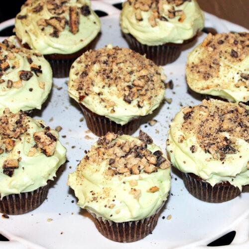 Mountain Dew Cupcakes Recipe Photo