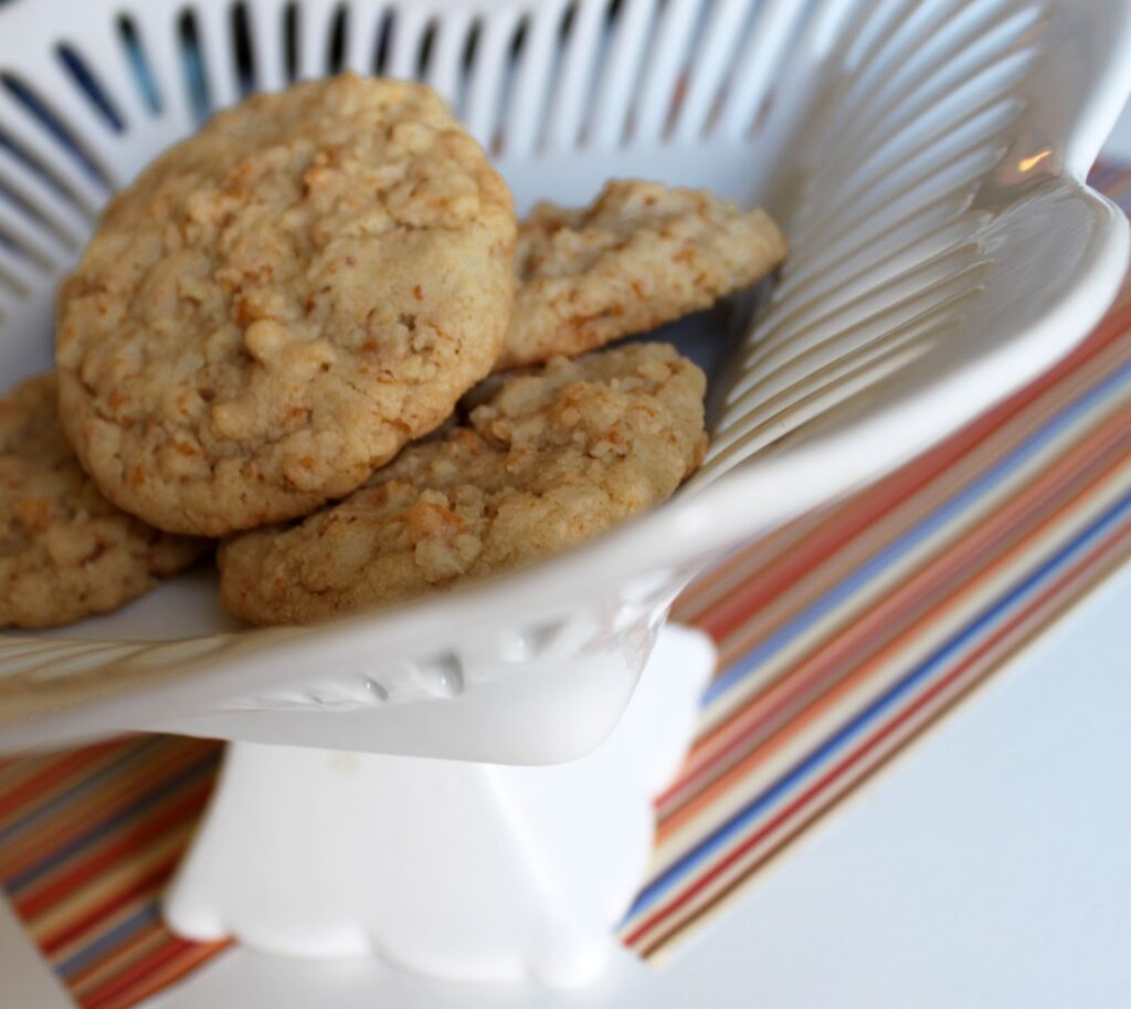 Fried Ice Cream Cookies
