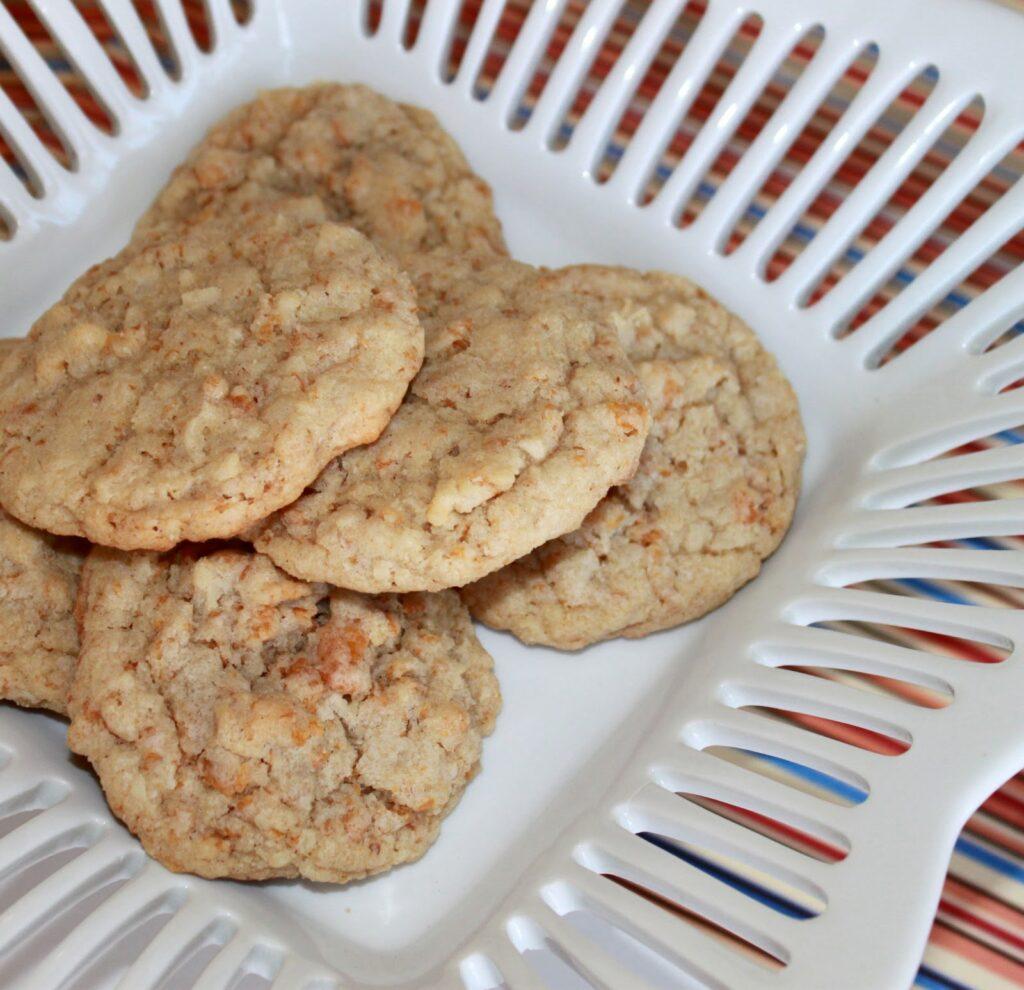 Cornflake Crunch Cookies