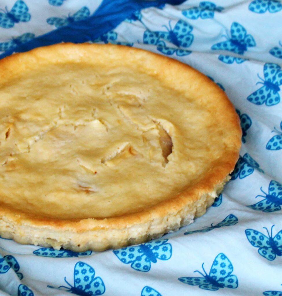 Whole Apple Cream Cake