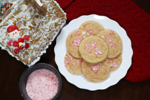 Candy Cane Lane Cookies