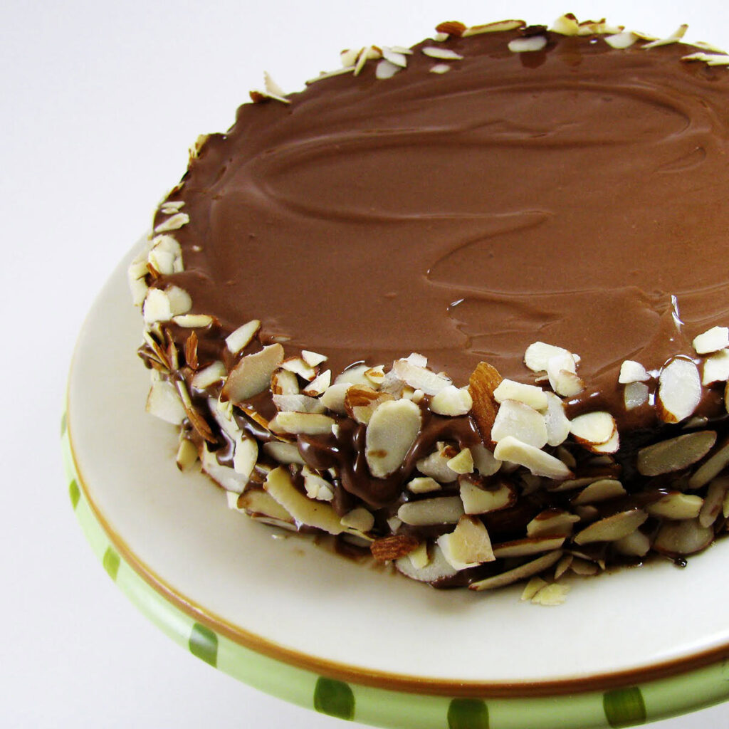 Julia Child Chocolate Cake