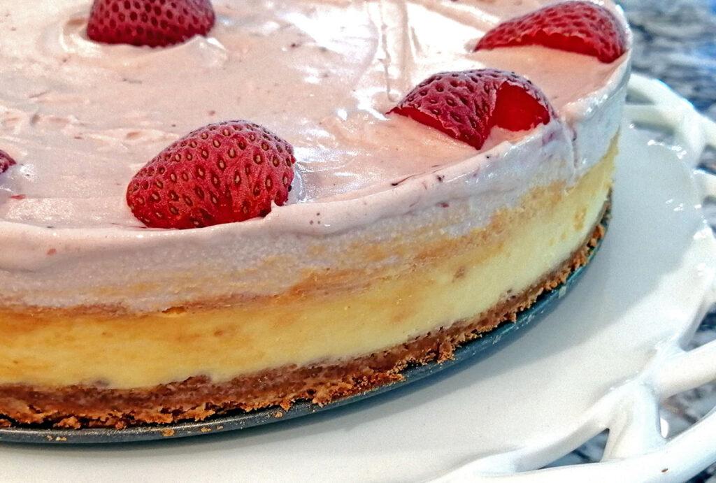 ice cream cheesecake recipe