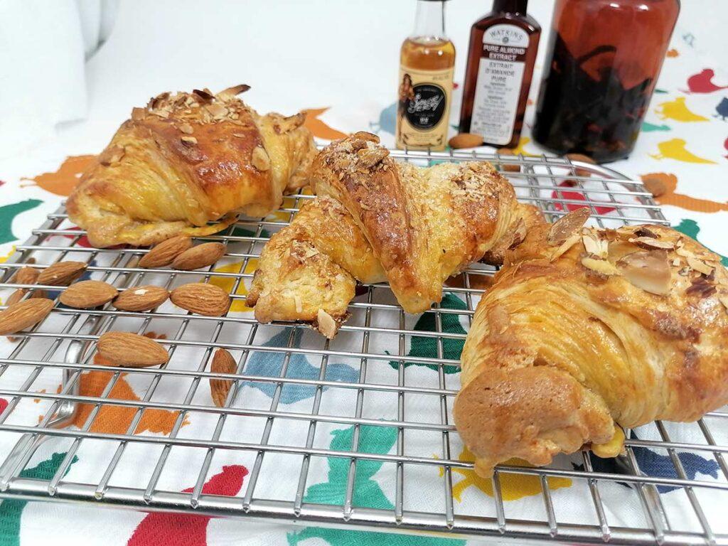 almond croissant recipe