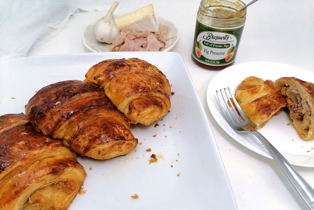 Do You Want to Have the Best Sandwich in the World? Make These Baked Brie Croissants Now