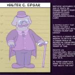 Walter C. Edgar