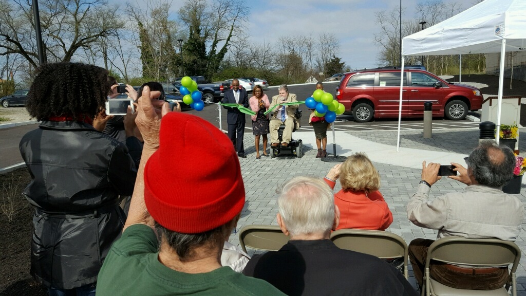 Mt. Airy Commons Ribbon Cutting