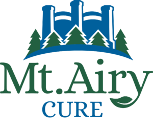 mt airy cure logo no background