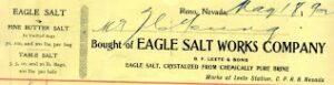 Eagle Salt Works