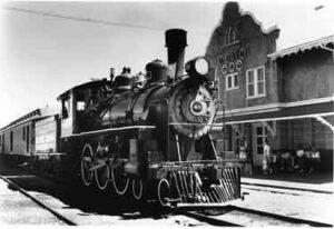 Nevada railroad