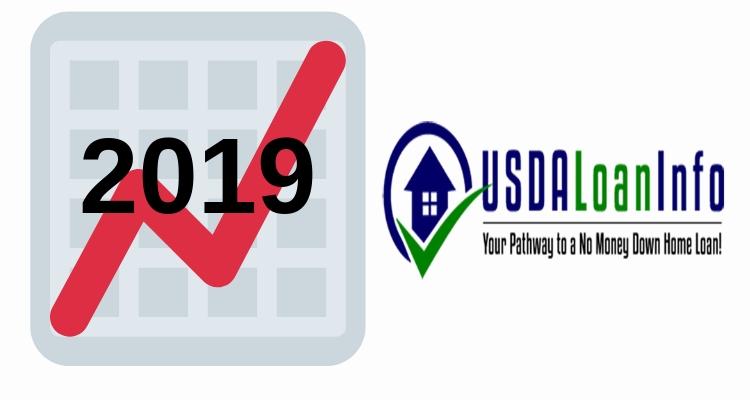usda income limits increased 2019