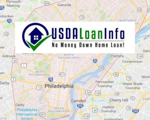usda loans pennsylvania