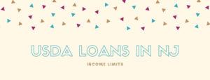 usda loans nj map