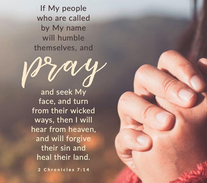 21 Days of Breakthrough Prayer