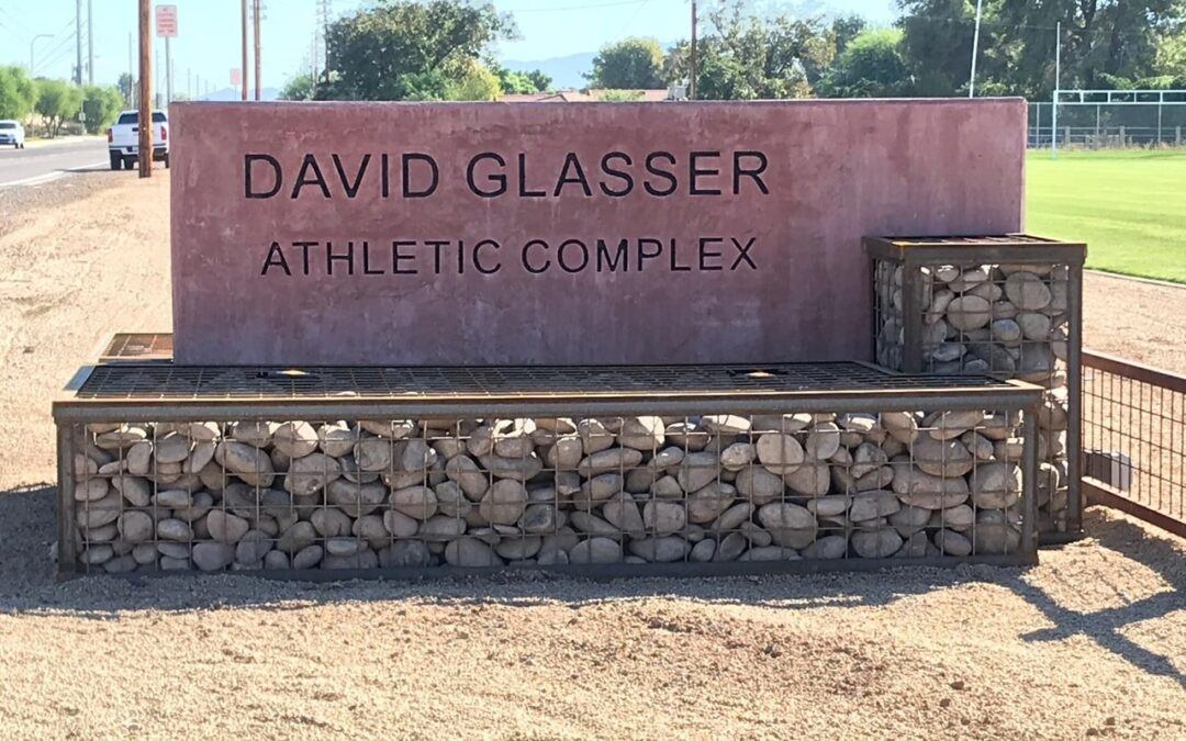 3rd Anniversary of the David Glasser Athletic Complex