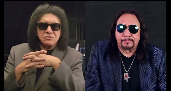 KISS Member Gene Simmons And Ace Frehley Collaborate On Two New Songs For Ex-KISS Guitarist's Next Solo Album