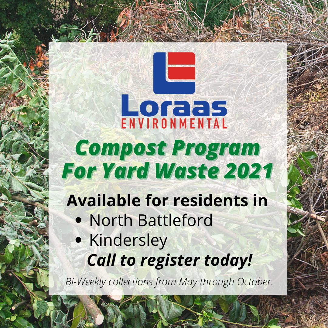 Compost Program 2021 Now Live!