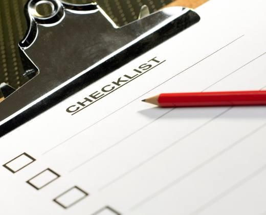 Tri-County Electric energy saving checklist