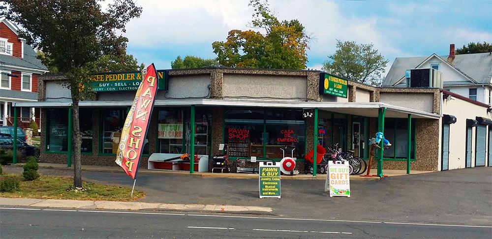 A Yankee Peddler Storefront