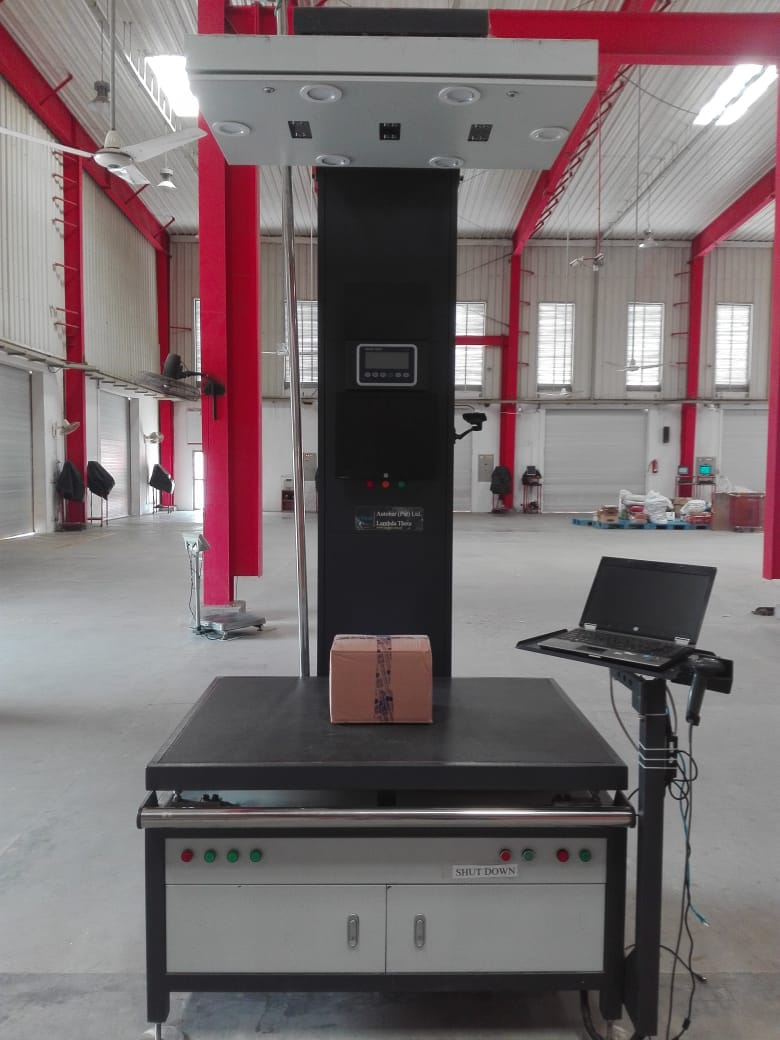 Autobar produces a locally made volumetric weighting device