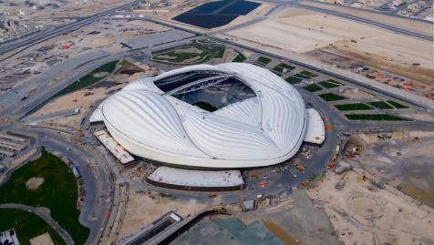 World Cup Stadium In Qatar