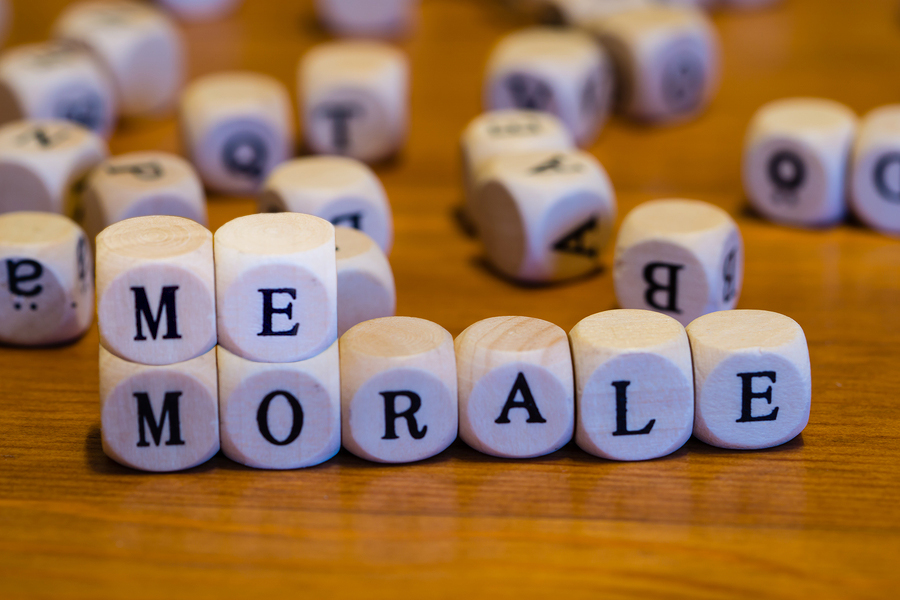 The ME in MoralE by Thomas Marino Life Coach