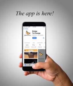Bridge to Change app Life coach app
