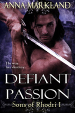 Defiant Passion by Anna Markland