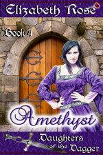 Amethyst by Elizabeth Rose - a medieval romance novel