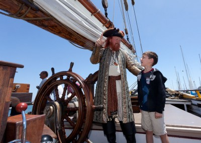 Channel Islands Tall ship Festival