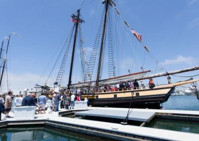 10 Tallship Civil War