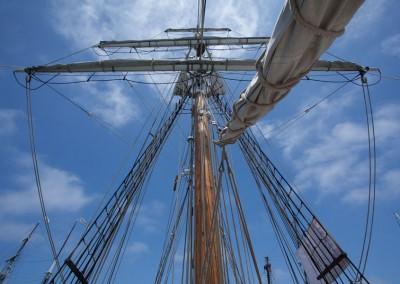 12 Tallship Civil War