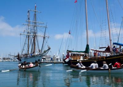 13 Tallship Civil War
