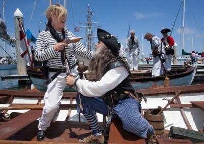 15 Tallship Civil War