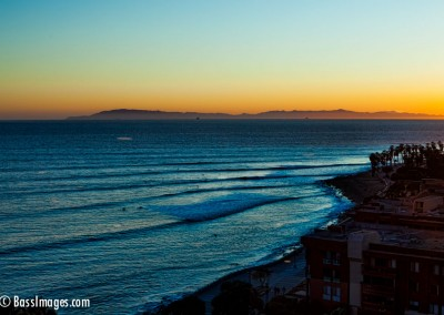15Sunset view of Channel Islands2