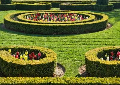 16 Gardens of World