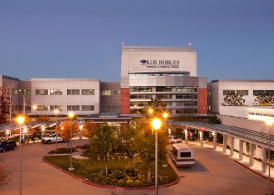 34 Los Robles hospital