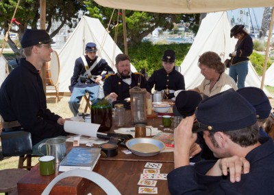 48 Tallship Civil War