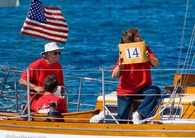 McNish sailboat race finish line3